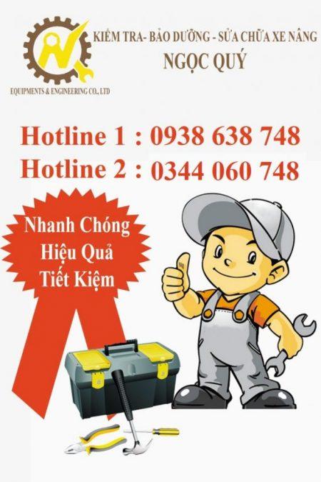 0938638748 Kiểm tra xe nâng hàng miễn phí
